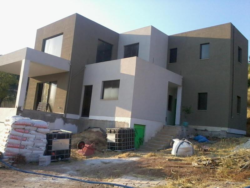 ECO CONSTRUCTION 1ST FLOOR FOR SALE- BEST LOCATION SEE VIEW- CLOSE TO ATHENS