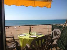 Beach Front Apartt for Rent France Valras Plage