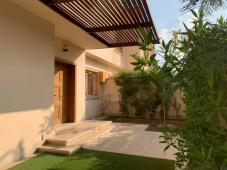 Villa modern style for rent in Greens Sheikh Zayed City