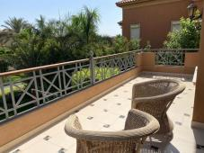 villa for rent in compound swan lake at 6 October City Egypt
