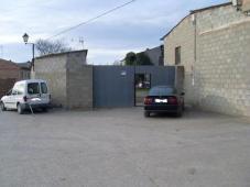 For Sale. Rustic Land. Permission to Build - 1550 m2, in Estadilla, Huesca, Spain.