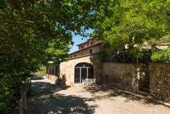 PANORAMIC COMPLEX WITH 4 RESTORED HOUSES AND POOL
