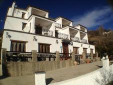 Hotel & restaurante en Las Alpujarras